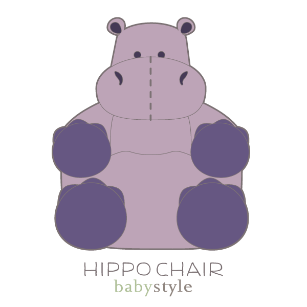 Hippo Chair For Babystyle