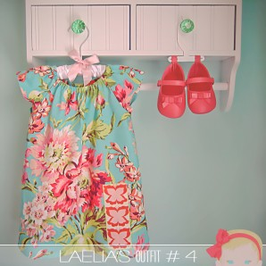 A Laelia Outfit #4: Birthday Dress!