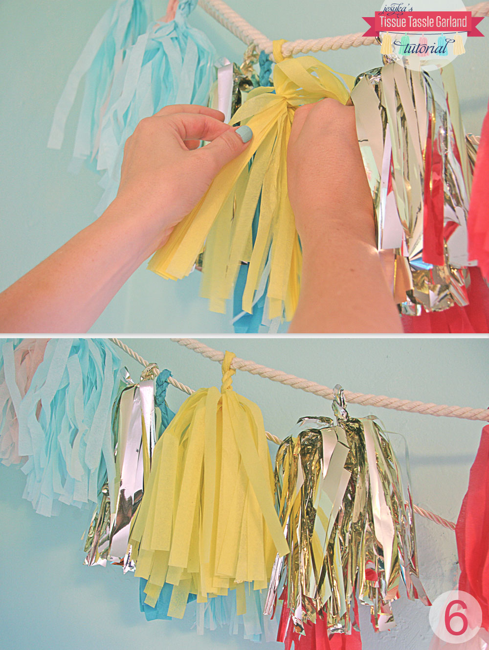 Как сделать помпоны кисточки из бумаги