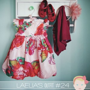 A Laelia Outfit #24: Christmas 2011