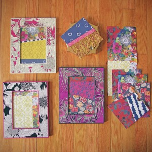 Quick Tip: Frame Pretty Receipt Cards