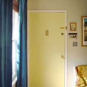 Before + After; Front Door