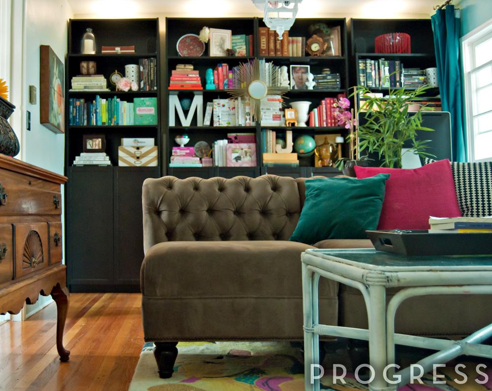 carson bookshelf target botpack