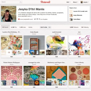 2000 Pinterest Followers