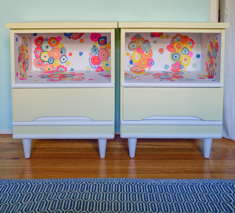Twin-Nightstands
