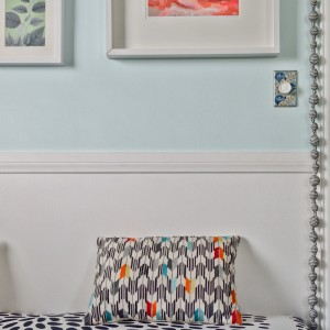 Kitchen Progress; Upholstered Benches
