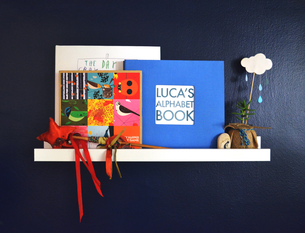 Luca's-Books