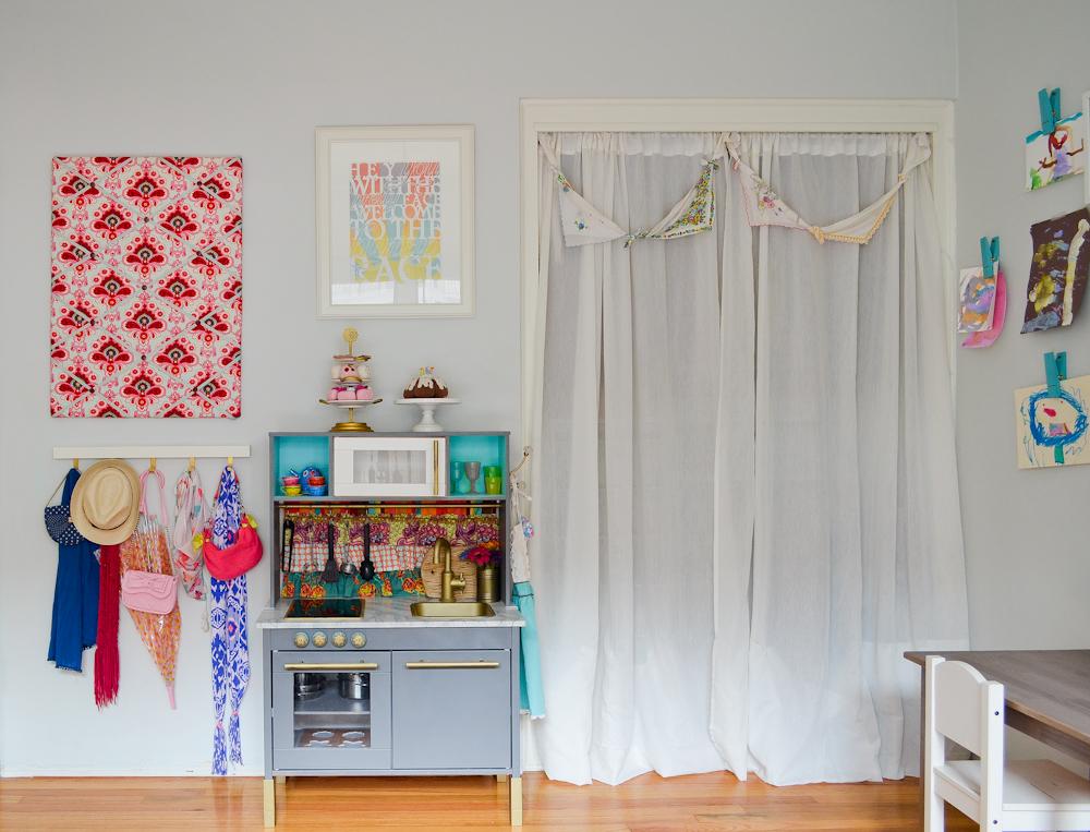 IKEA mini kitchen DUKTIG DIY