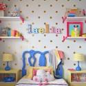Laelia's Big Girl Room