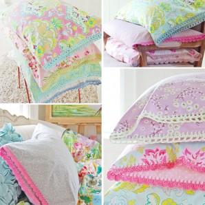 Handmade Pillow Cases!