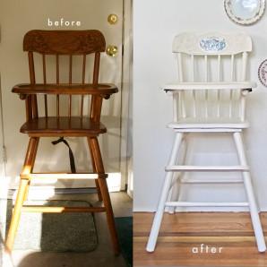 High Chair Reveal
