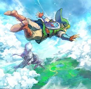 Skyward Sword by Boba 2009 via Deviant Art