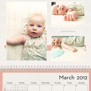 Making a Photo Calendar