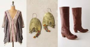 chubu caftan, chiapas earrings, ridgecrest boots